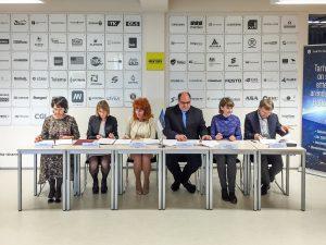 ADAPTERi koostöölepingu allkirjastamine