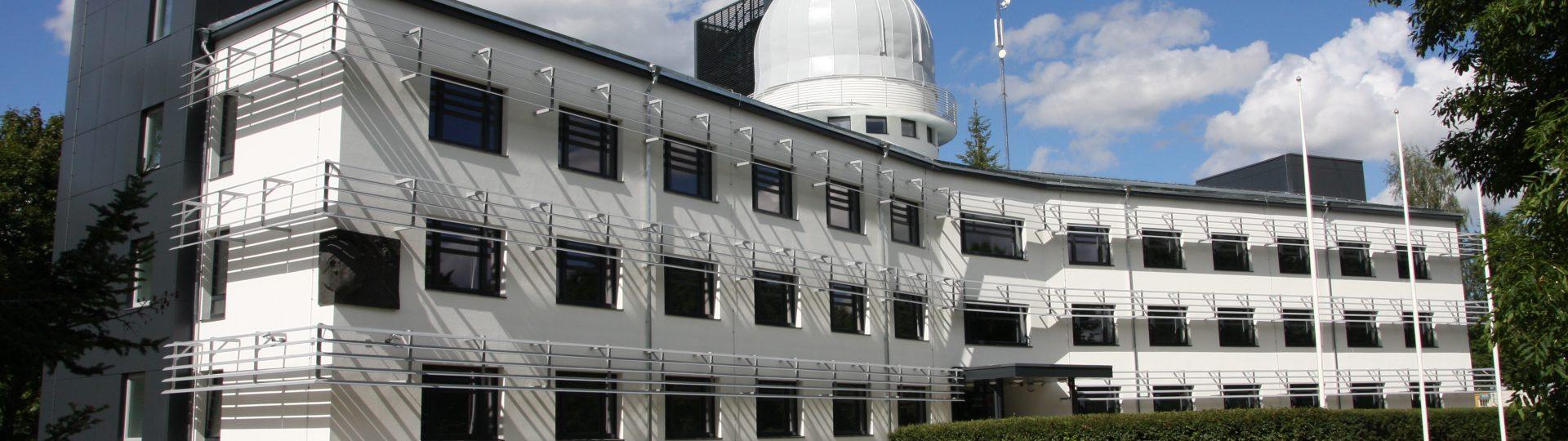 Tartu Observatoorium peamaja