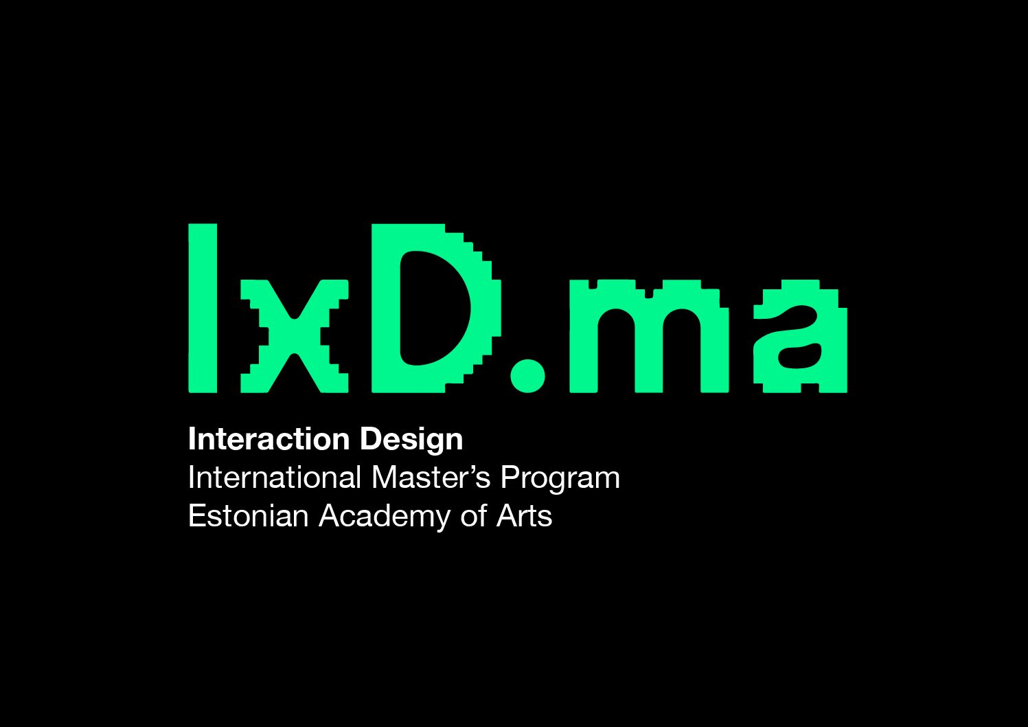 Kristjan Mändmaa – Interaction Design