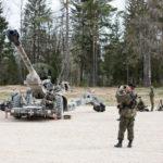 155mm howitzer, Estonian Defense Forces