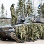 Battle vehicle CV9035