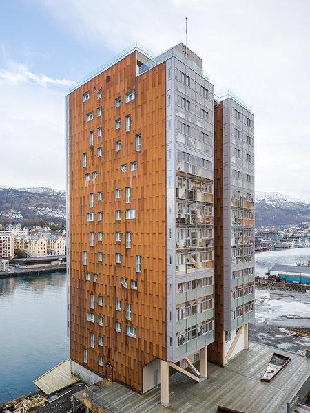 Tallinna Tehnikakõrgkool aitab edendada puitehitust