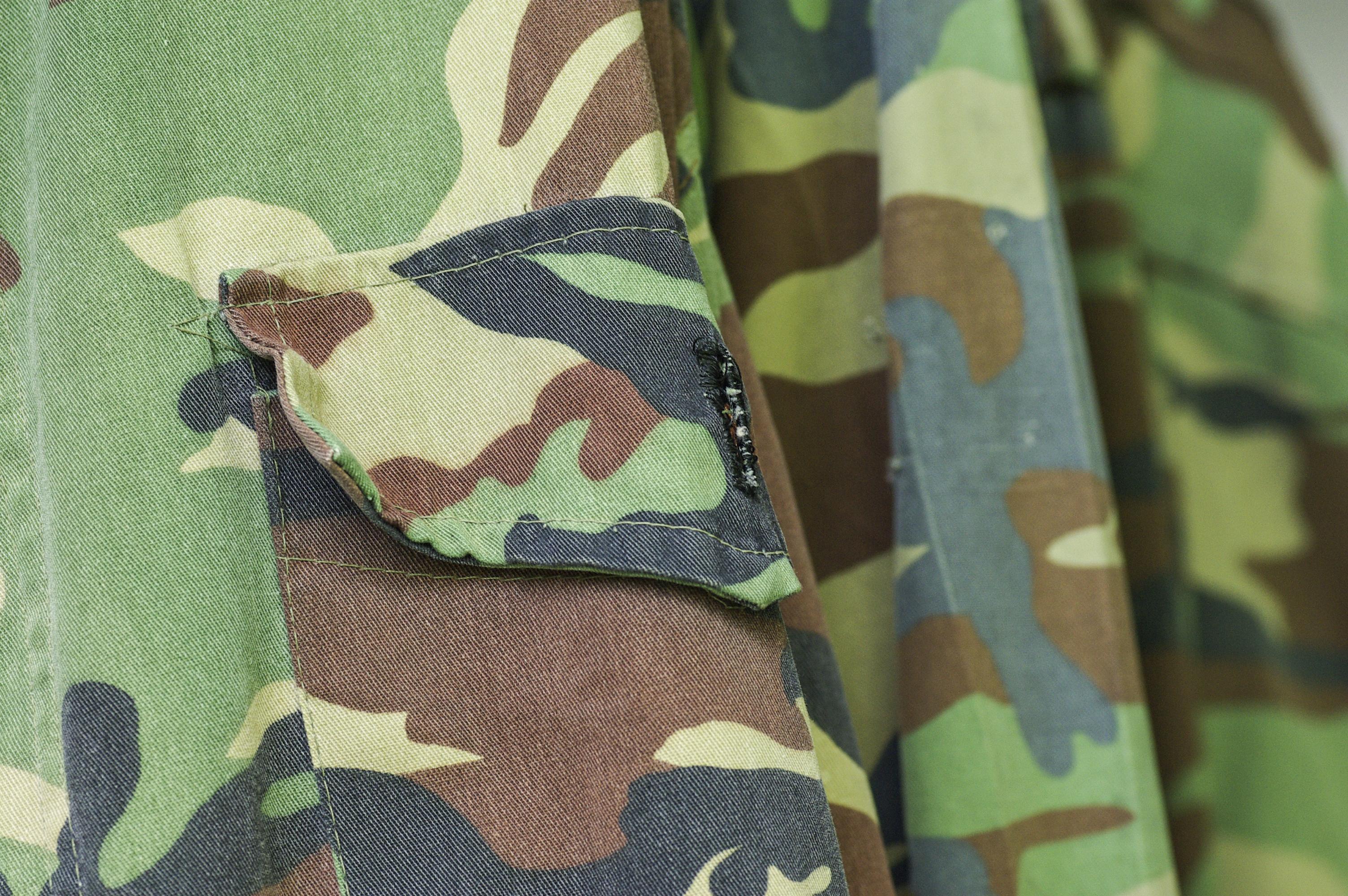 Eesti Kaitsevägi testib uue lõikega vorme, millel on ka NFC-kiibid