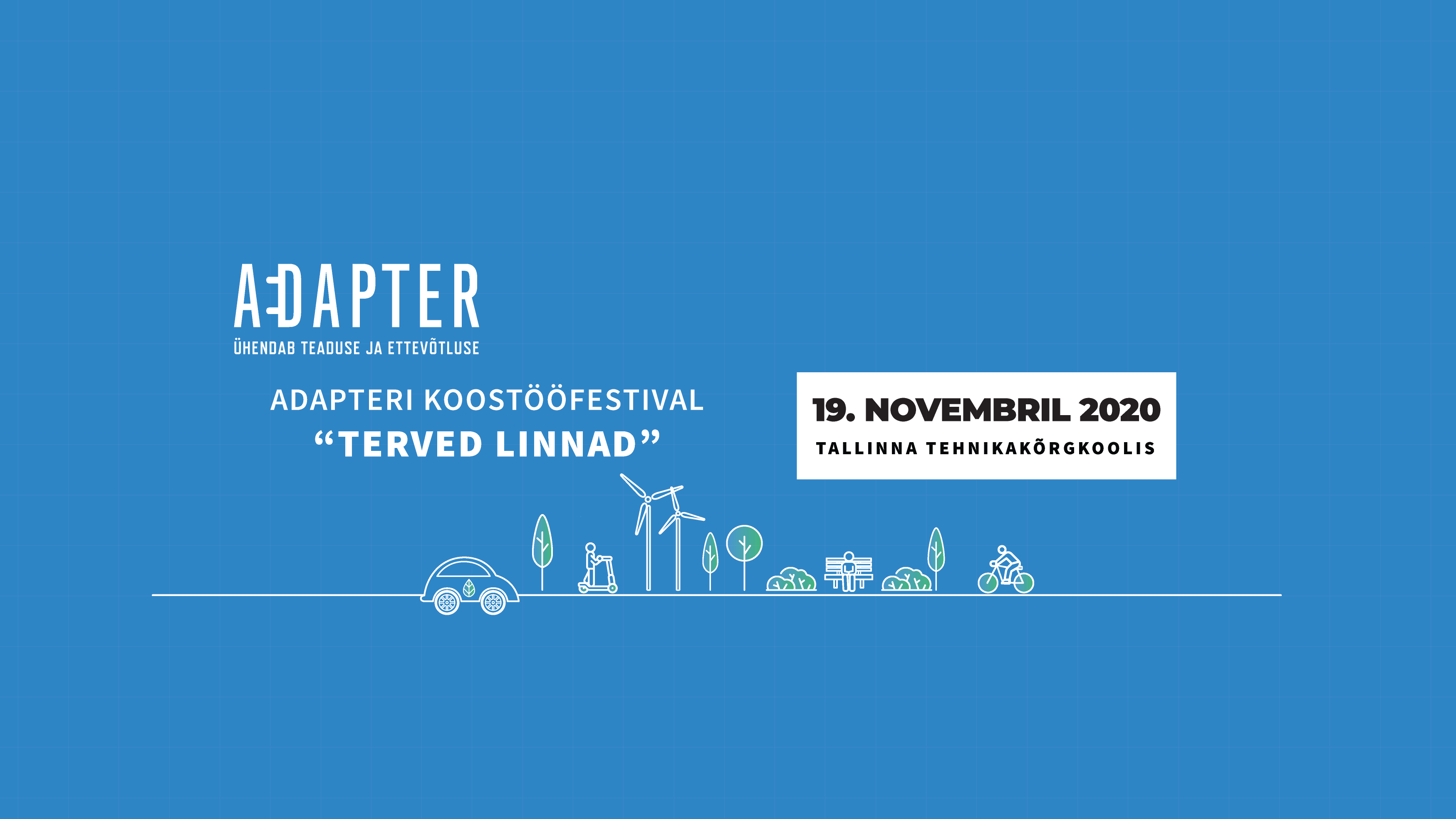 Cooperation festival Whole cities on November 19