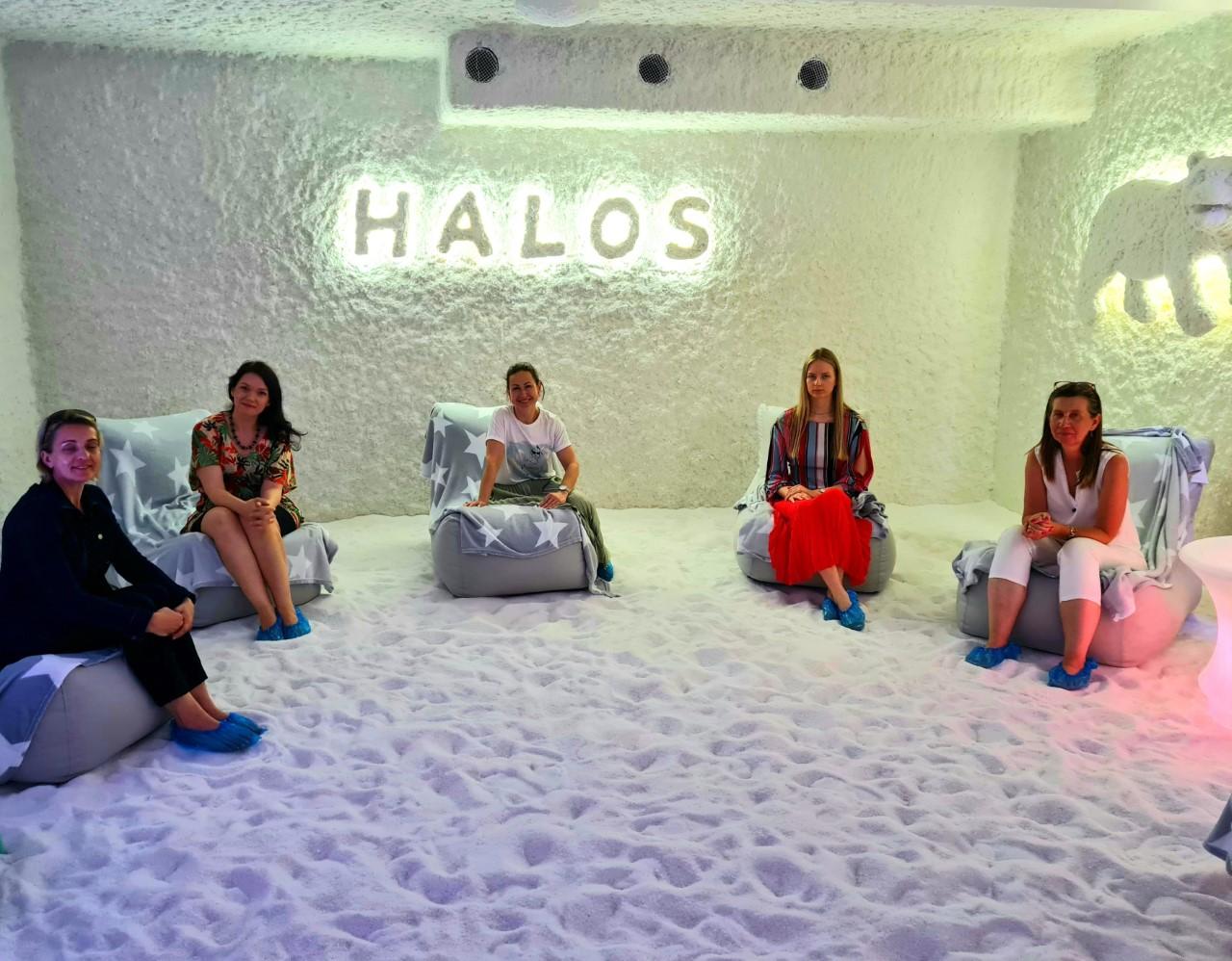Uudne HALOS Laste heaolu- ja soolakeskus