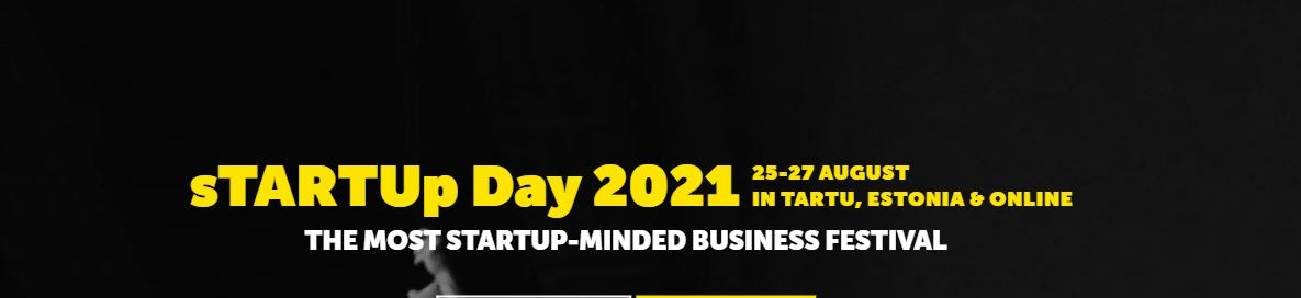 Science to the rescue, sTARTUp Day