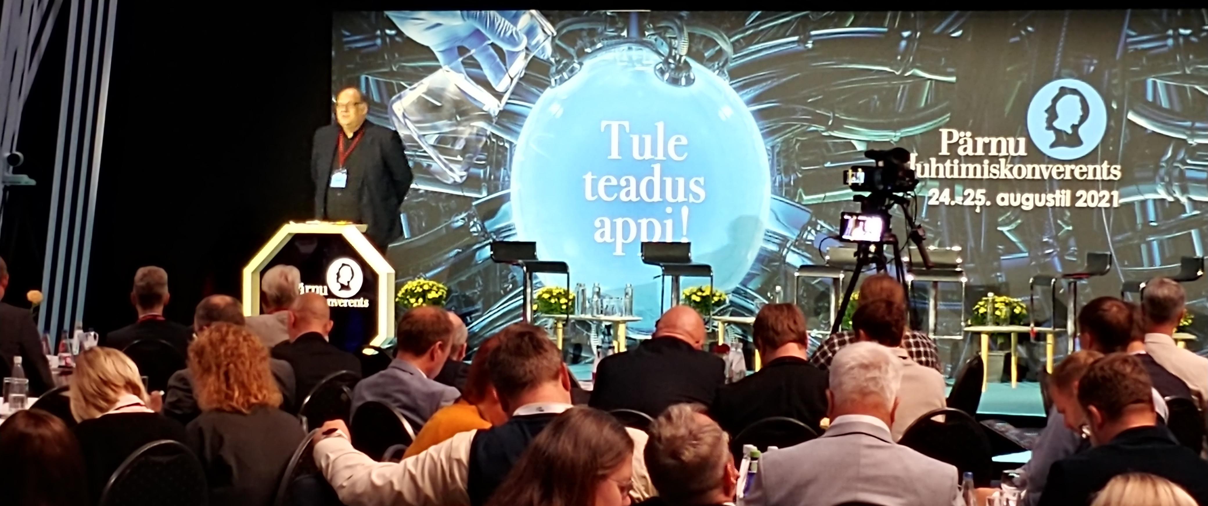 Adapter Juhtimiskonverentsil: Teaduse rakendamine ettevõtlusesse on põlvkondlik trend